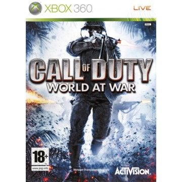 Call of Duty World at War (Jauna)